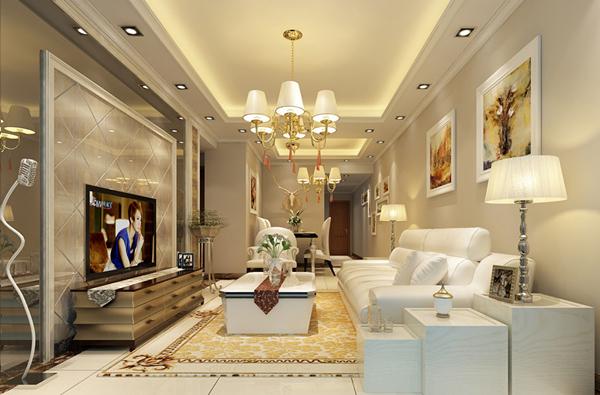 客厅现代装修风格